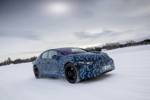 Mercedes-Benz EQS: Dizajn za sva čula