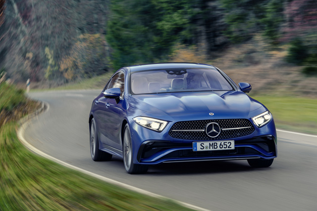 Mercedes-Benz - Sportski izgled i veća individualizacija modela CLS