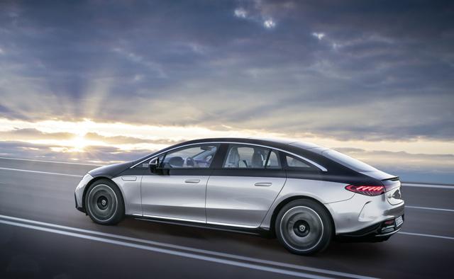EQS: prvo električno vozilo u luksuznoj klasi