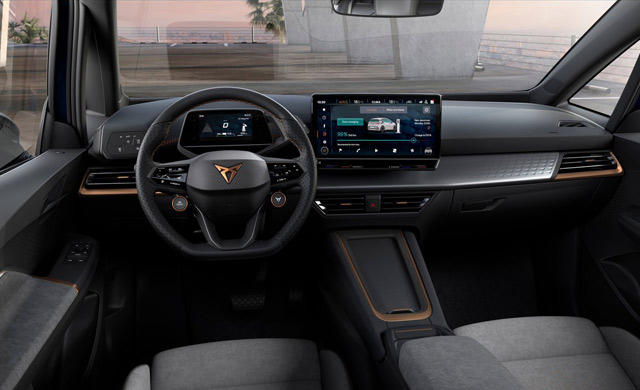 Cupra Born zvanično predstavljen - hot hatch ima čak 170 kW (FOTO)