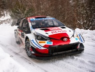 Sebastien Ogier - Rallye Monte Carlo (Red Bull photo)