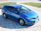 Testirali smo: Toyota Auris Touring Sports 1.6 Valvematic